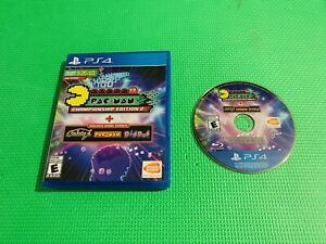 PAC-Man Championship Edition 2 + Arcade Game Series PlayStation 4 PS4 Rated E