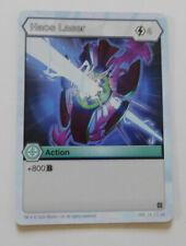 BAKUGAN Battle Planet Age of Aurelus HAOS LASER Action Card 24_CO_AA