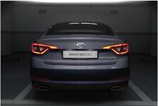 Brenthon Grill Trunk Steering Wheel Emblem Badge For 2015 2016+ Hyundai Sonata