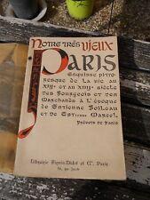 """Ramin - Notre très vieux Paris Bourgeois & marchands parisiens """"Couteliers"""""""