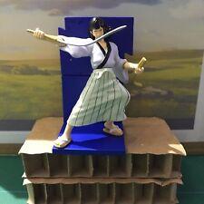 LUPIN III 3 GOEMON ISHIKAWA GASHAPON FIGURE BANPRESTO VIGNETTE COLLECTION Mod. 2