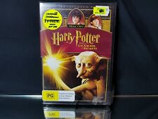 Harry Potter and the Chamber of Secrets DVD Video NEW/Sealed