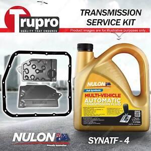 SYNATF Transmission Oil + Filter Kit for Toyota Camry SV 11 20 21 Starlet EP91