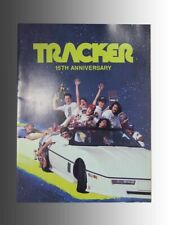 Rare Collectable Tracker Trucks Skateboard Dealer Catalog