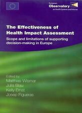 The Effectiveness of Health Impact Assessment: Scope and Limitations of Supporti