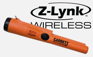 Garrett PRO Pointer AT Z-Lynk: wireless pinpointer Treasurelanddetectors ltd