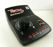 MRC Tech 4 Rail Power 250 Power Supply Box Transformer ~EC~ No box T67