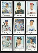 2017 TOPPS GALLERY - ONLY WALMART - STARS, ROOKIE, RC'S - WHO DO YOU NEED!!!