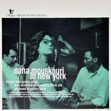 Nana Mouskouri – Nana Mouskouri In New York  VINYL LP NEW