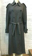 "Maison Martin Margiela Gray Light Wool Coat ""Super CHIC""  44EUR  8US"
