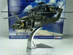 CORGI SIKORSKY MH-60L SUPER-SIX TWO AA35908C MODEL HELICOPTER 1:72 ARCHIVE K8