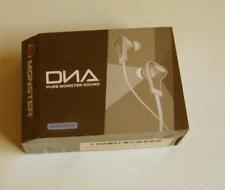 Brand New Monster DNA In-Ear Headphones Headset w/Mic Apple Control Talk