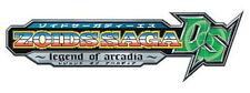 Used DS Zoids Saga DS: Legend of Arcadia NINTENDO JAPANESE IMPORT