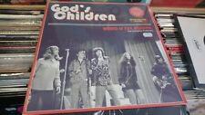 GOD'S CHILDREN Music Is The Answer Record Store Day RSD 2018 Vinyl