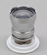 Schneider Retina Tele Xenar 135mm f/4 DKL Mount Manual Focus Prime Lens