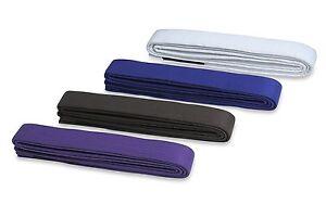 IKKEN Shoshin BJJ Brazilian Jiu Jitsu Belts | 100% Cotton | All Sizes & Colours