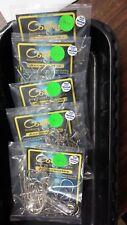 hooks 50 ct 4/0 Mustad spinner bait/ worm hook silver