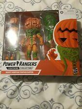 Power Rangers Lightning Collection Mighty Morphin Pumpkin Rapper Action Figure