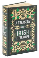 *New Sealed Leatherbound* A TREASURY OF IRISH LITERATURE