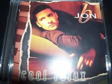 Jon B Cool Relax (Australia) CD – Like New