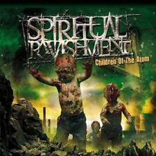 "Spiritual Ravishment ""Children Of The Atom"" CD [BRUTAL ROMANIA DEATH/GRIND]"