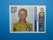 Panini Champions League 2011-12 n.524 Olekhnovich Bate Borisov