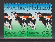 NVPH Netherlands Nederland 1052 MNH pair paar Gelegenheidszegels 1974