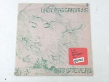 "CAT STEVENS - LADY BARBANVILLE - 7"" ISLAND PINK LABEL - Q8"