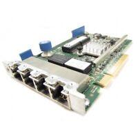 HP 331FLR 634025-001 4 Port 1GB Ethernet Adapter 629133-001