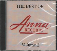 ANNA RECORDS CD - BEST OF   VOL 2   BRAND NEW