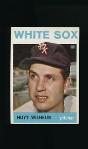 1964 Topps #13 Hoyt Wilhelm * Pitcher * Chicago White Sox * EX/EX-MT *