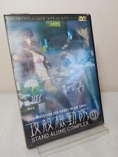 Ghost In The Shell Stand Alone Complex Very Rare Import Collector's Edition Dvd