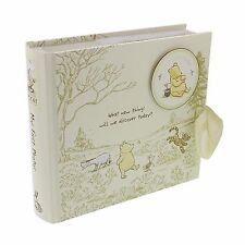 Disney Winnie The Pooh Classic Pooh My First Photos Photo Album  Baby Gift Box