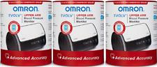 Omron 10 Series Bluetooth Digital Blood Pressure Monitor (3 Pack)