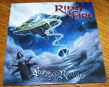 RING OF FIRE Lapse of reality - promo cardboard sleeve CD