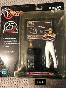WINNERS CIRCLE 25th ANNIVERSARY DALE EARNHARDT GREAT WINS  '93 Charlotte  2 of 8