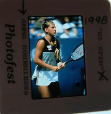 ANNA KOURNIKOVA 1998 SUPER MODEL LOOKS TENNIS WTA ORIGINAL SLIDE 6