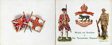 Military Art Leicestershire Regiment History & Traditions 6687-f Large Format