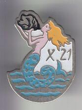 RARE PINS PIN'S .. FILLE SEXY GIRL MERMAID SIRENE X21 APPAT PECHE FISHING 1 ~DC