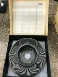 Kodak Carousel Transbue 140 Slide Tray