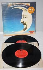 Double LP - James Last - Last The Whole Night Long - Polydor PTD 001 - 1979