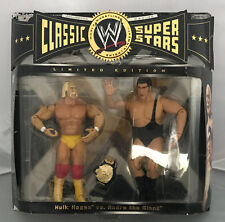 WWE Classic Superstars,Wrestlemania 3 Hulk Hogan & Andre the Giant LImited Item