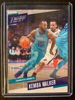Prestige 2017-18 Kemba Walker - Charlotte Hornets - Card No.46