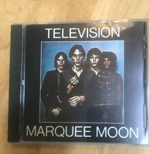 Television Marquee Moon CD US BMG Music Club Issue