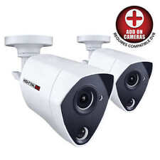 Night Owl 3MP Add-on Wired Infrared Camera 2-pack