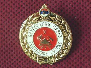 FIRE DEPARTMENT ASSOCIATION OF REPUBLIC OF SRPSKA FOR LONG SERVICE X YEARS - RRR