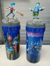 ONWARD Disney UNIDOS SET CUP´S Whit TOPPER 32oz MOVIE CINEPOLIS MEXICAN 2020