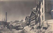 Zwischenkriegszeit (1918-39) Ansichtskarten aus Graubünden