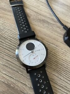 Withings Steel HR Sport Hybrid Smartwatch 40mm (Pre-owned)