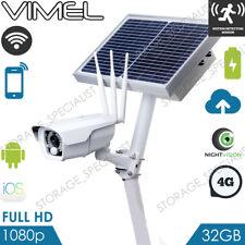 4G Security Camera Cloud System Home 3G CCTV Surveillance Phone Remote